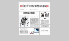 Copy of EL PERÍODE DE RECONSTRUCCIÓ I AUTARQUIA
