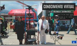 Conocimiento Virtual y Mecánica Automotriz