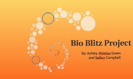 Bio Blitz Project