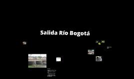 Salida de campo: cuenca alta del río Bogotá
