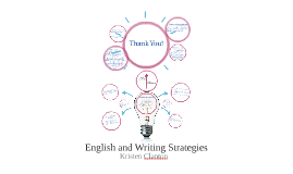 English and Writing Strategies