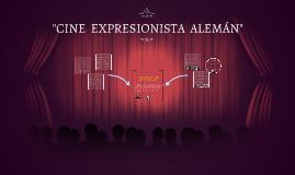 """CINE  EXPRESIONISTA  ALEMÁN"""