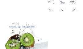 UIbero TQAA1 Agua en alimentos