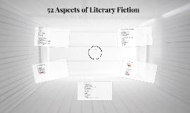 52 Aspects of Fiction