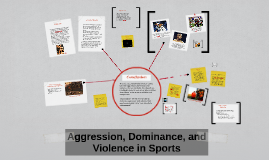 Aggression, Dominance, and Violence in Sports