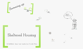Housing Options: Sheltered Housing