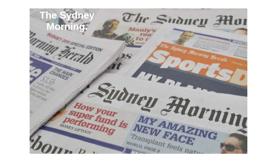 The Sydney Morning.