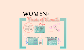 Voices of Canada