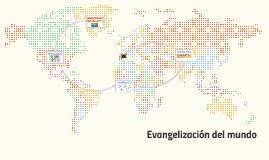Evangelización del mundo