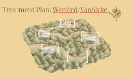 Treatment Plan: Warford/VanSlyke