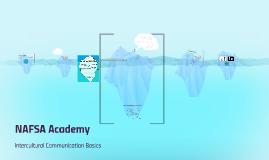 NAFSA Academy: Intercultural Communication Basics