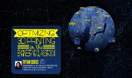 T-STEM CONFERENCE 2016 - OPTIMIZING 3D PRINTING FOR THE ENGINEERING CLASSROOM 2