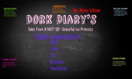 Dork Diary's