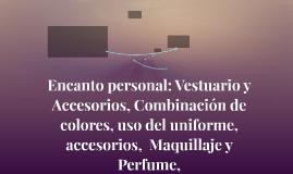 Encanto personal: Vestuario y Accesorios, Combinación de col