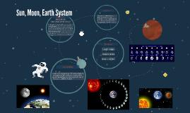 Sun, Moon, Earth System