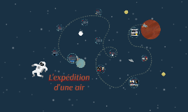 L'expedition d'une air