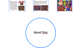 Animal Molas