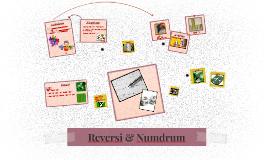 Reversi & Numdrum