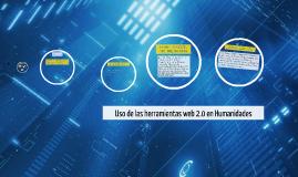 Uso de las herramientas web 2.0 en las diferentes áreas