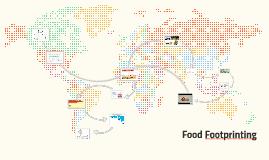 Food Footprinting