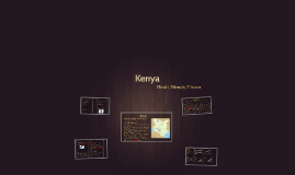 Kenya Survey