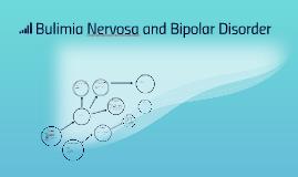 Bulimia Nervosa and Bipolar Disorder