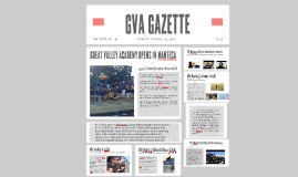 GVA Gazette