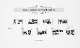 Copy of Racial Politics during the 1960s