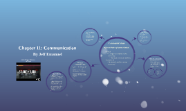Communication & Negotiation