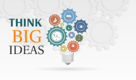 Think Big Ideas - Prezi Template