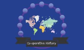 Co-operative History Timeline