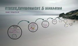 Stress,Environment & Managing