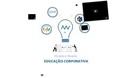 Copy of Educação Corporativa: Principio  6 PARCERIA