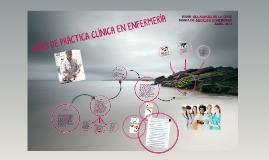 Copy of GUIAS DE PRÁCTICA CLÍNICA EN ENFERMERÍA