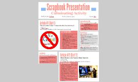 Scrapbook Presentation