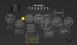 Copy of TPCASTT Poetry Analysis