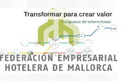 Transformar para crear valor