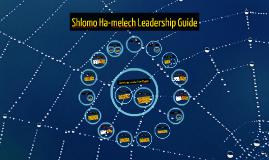 Copy of Shlomo Ha-melech Leadership Guide