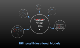Bilingual Educational Models