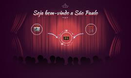 Seja bem-vindo a São Paulo