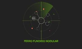 FERRO FUNDIDO NODULAR