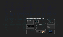 Digimedia Stop-motion film les animatie 2.0