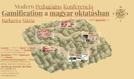 Modern Pedagógus Konferencia