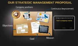Copy of STRATEGIC MANAGEMENT PRESENTATION TEMPLATE