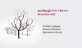Newburgh Free Library Branch