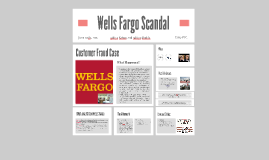 Copy of Wells Fargo Fraud