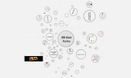 BB Gun Rules - Mullen Marksmen