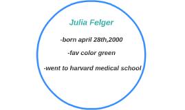 Julia Felger