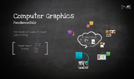Computer Graphics Fundamentals