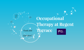 Copy of Occupational Therapy at Regent Terrace